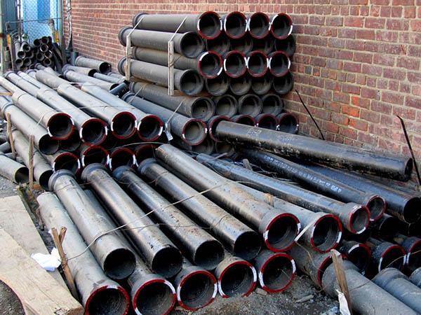 трубы чугунные для канализации
