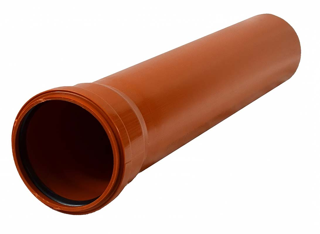 Канализационные трубы керамические