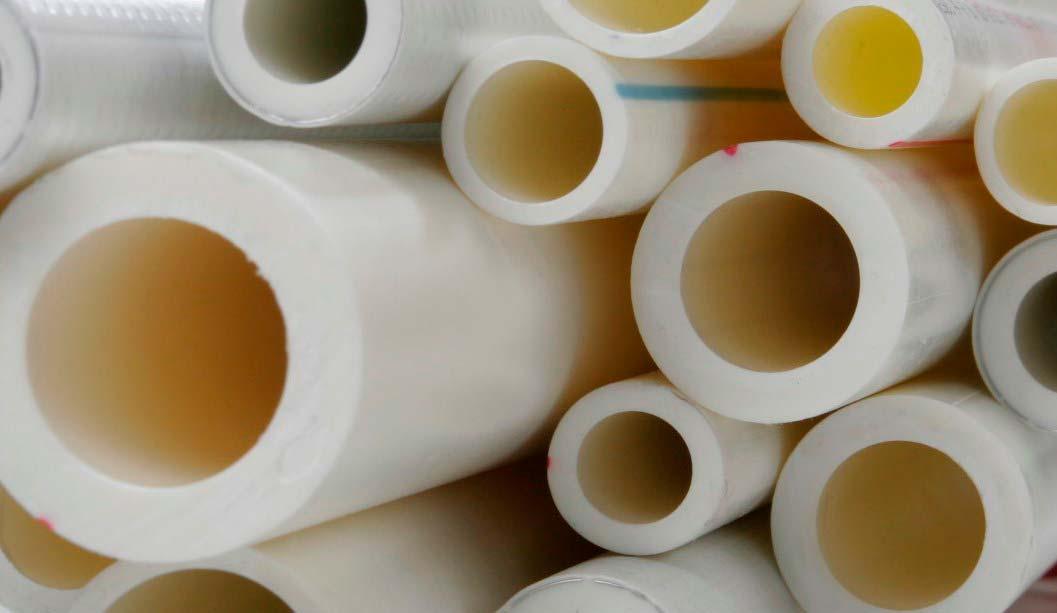 Полипропиленовые трубы размер сечения