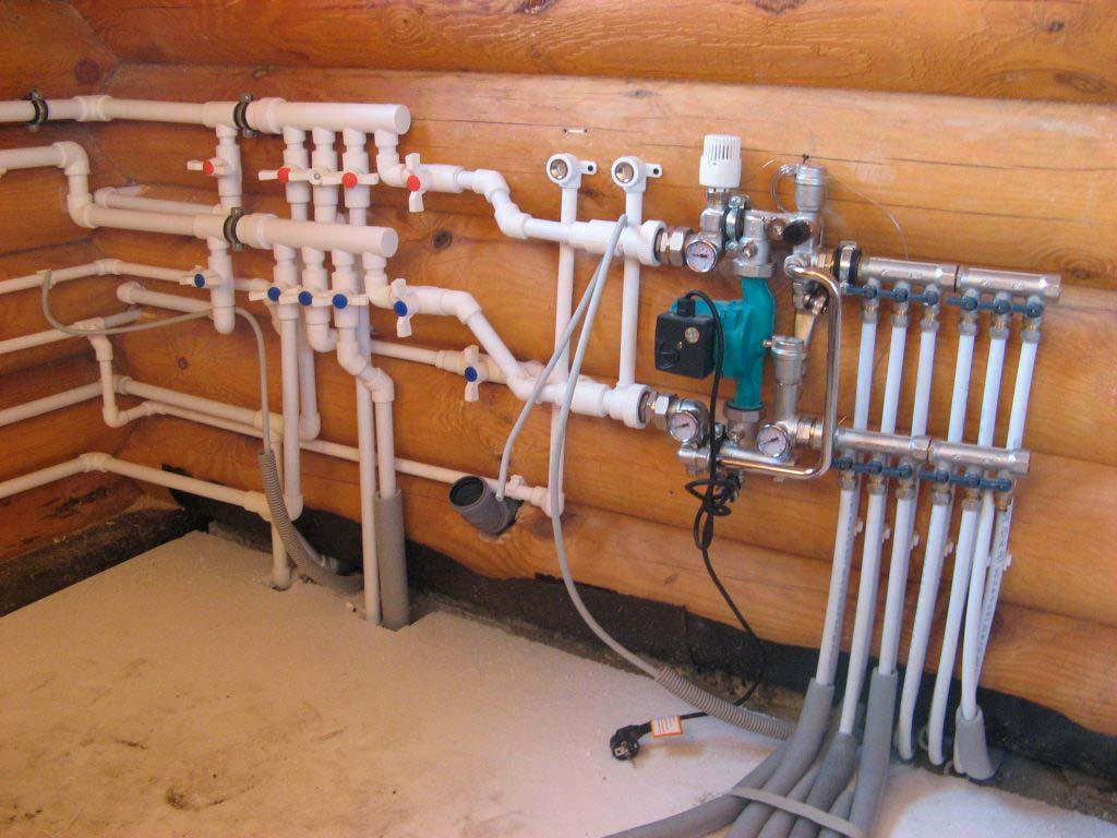 Полипропиленовые трубы устройство водопроводной сети