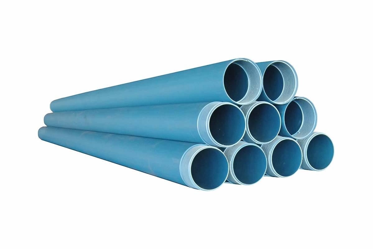 Трубы дренажные пластиковые