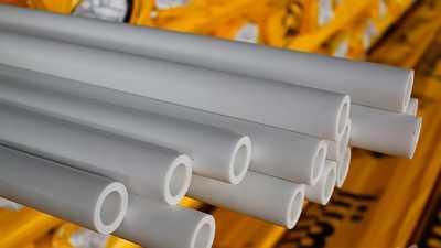 Характеристики полипропиленовых труб для водопровода и канализации