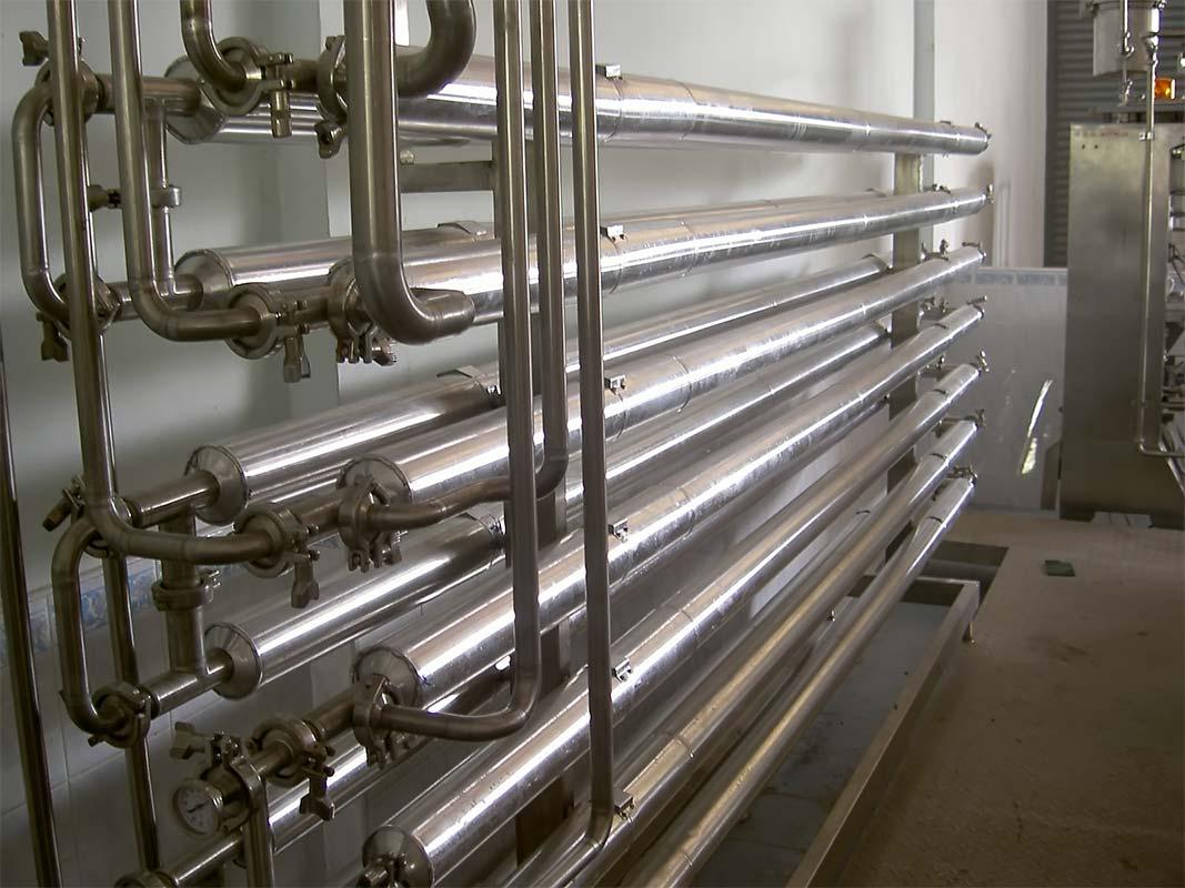 Трубы в системе отопления