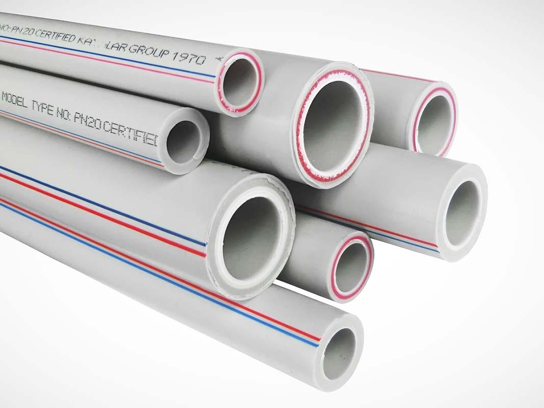 Водопроводные трубы полимерные