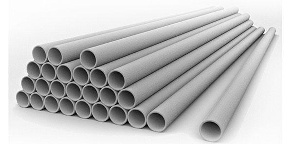 Характеристики асбестовых труб