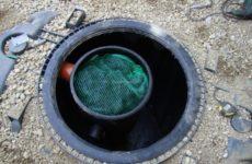 Принцип работы канализационных колодцев и их строение